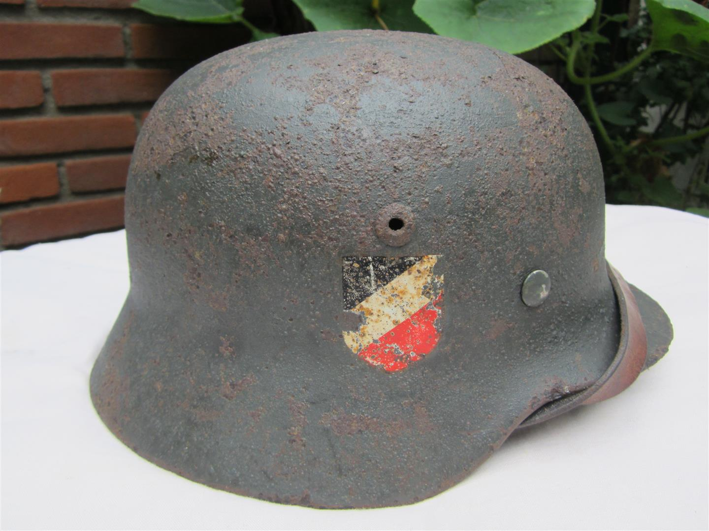 WW2 M35 WH Double Decal Helmet - Odessa